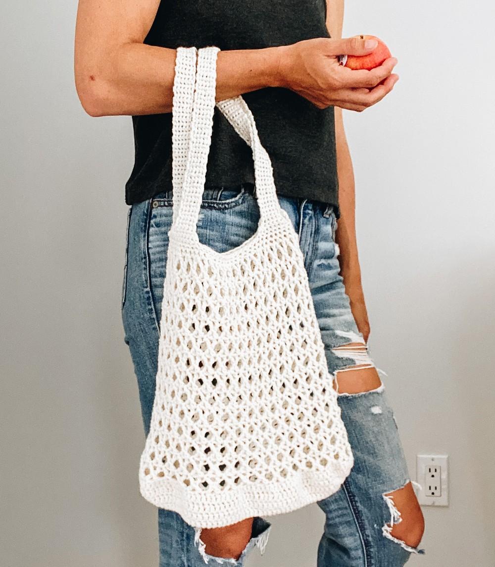 Free Crochet Keary Market Bag Pattern