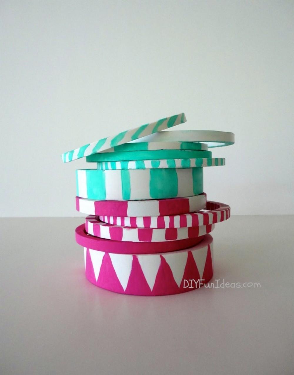 Super Fun & Easy Diy Pvc Bracelets