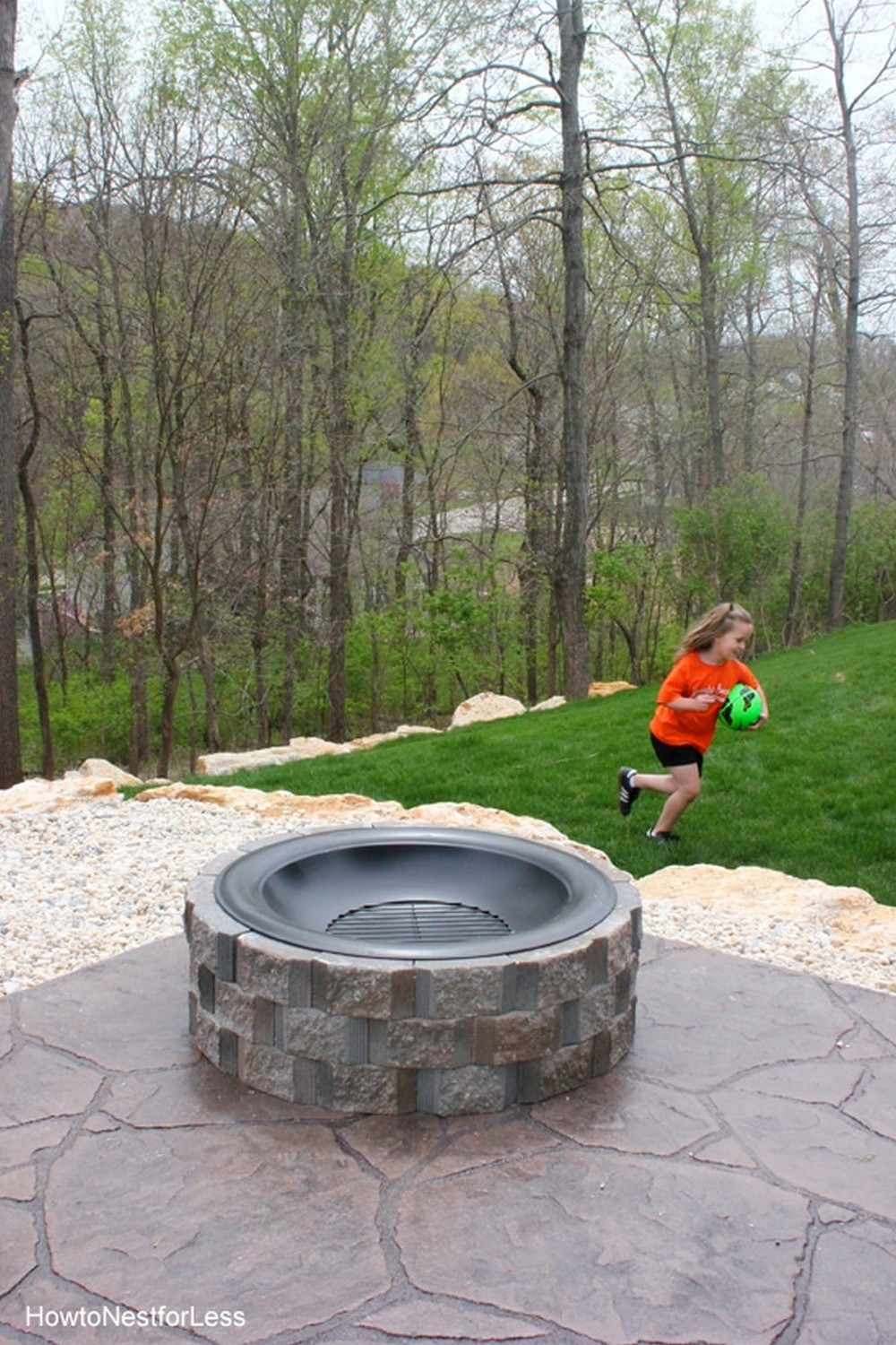 How To Build A Patio Fire Pit