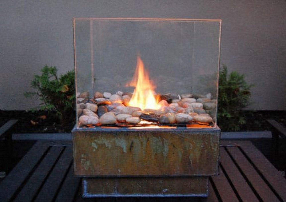 How To Make A Personal Fire Pit
