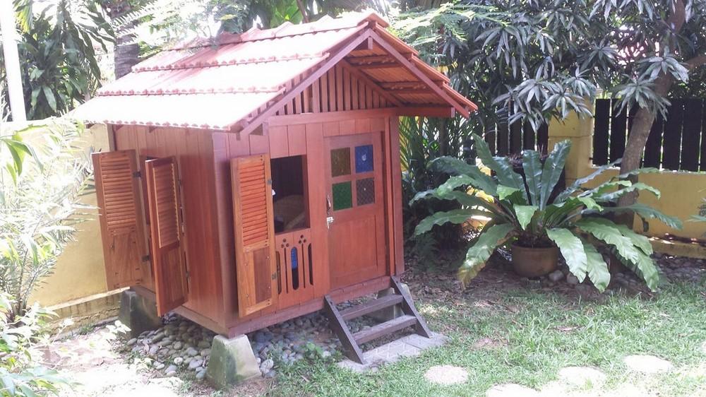 Balinese Styled Playhouse