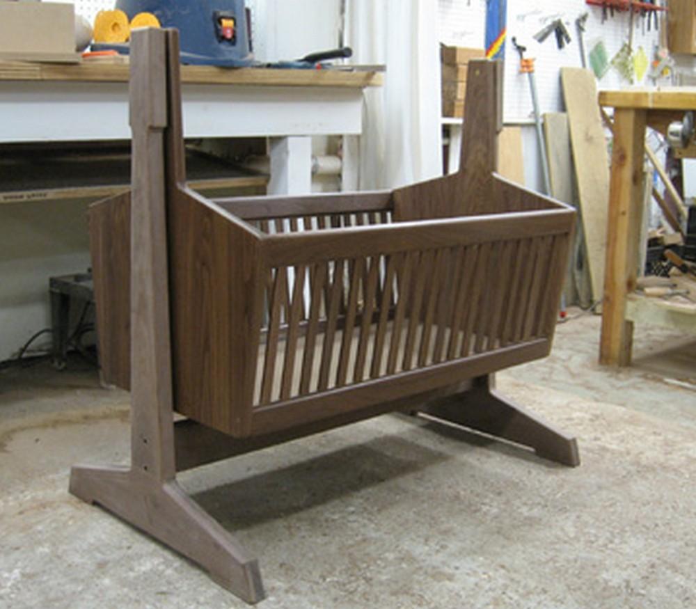 Becky's Cradle Build