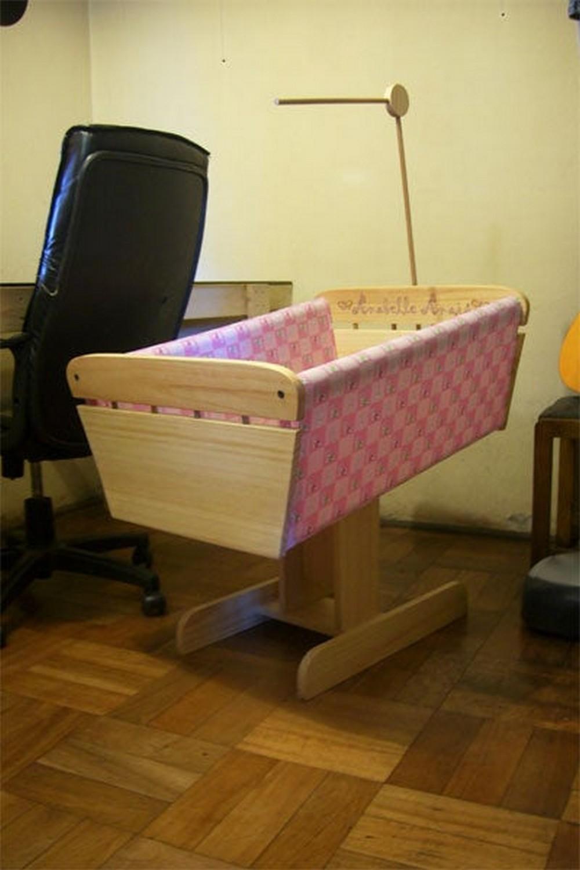 DIY Baby Bassinet