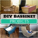 23 DIY Bassinet Plans And ideas For New Parents