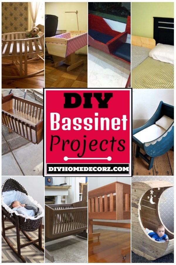 DIY Bassinet Projects 3