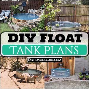 DIY Float Tank Plans