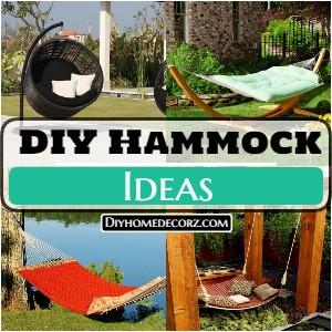 DIY Hammock Ideas