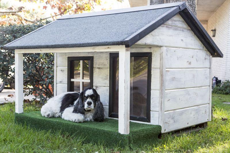 Dog House Roof Ideas