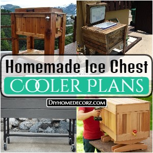 Homemade Ice Chest Cooler Plans