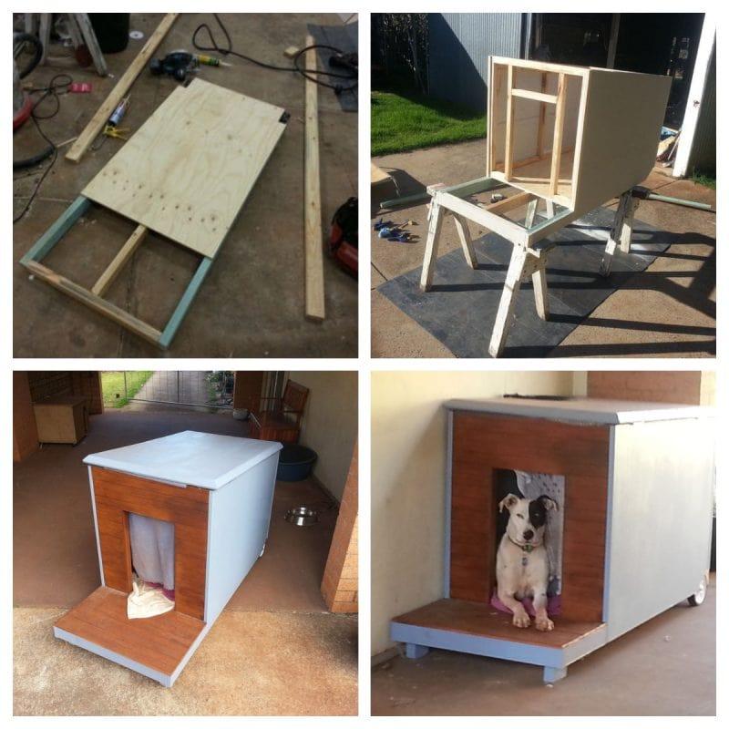 Portable Dog House